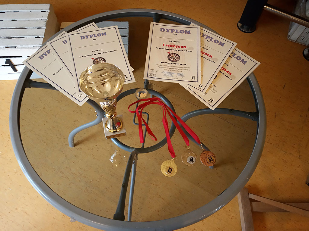 Międzyszkolny Turniej Darta