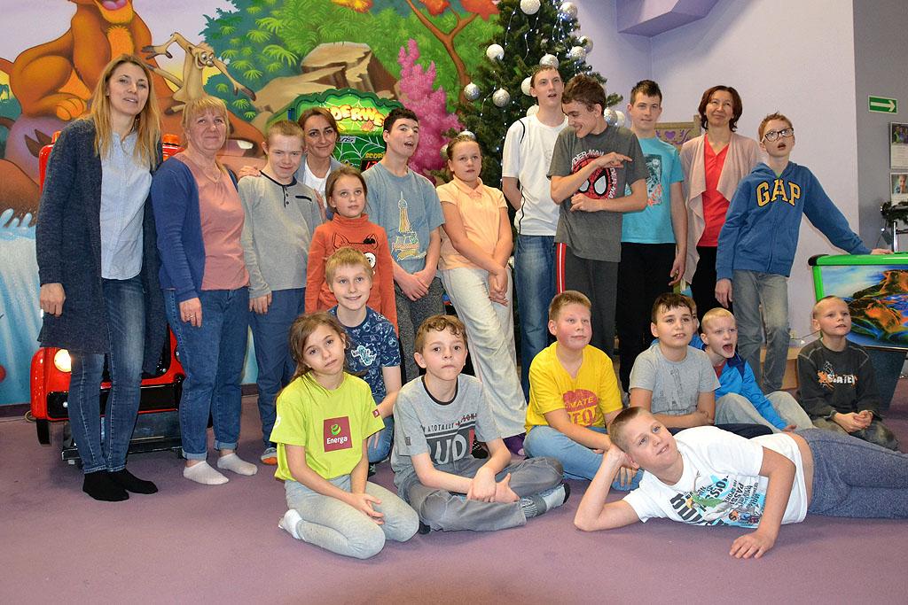 Wycieczka do Centrum Rodzinnych Zabaw Hula-Kula