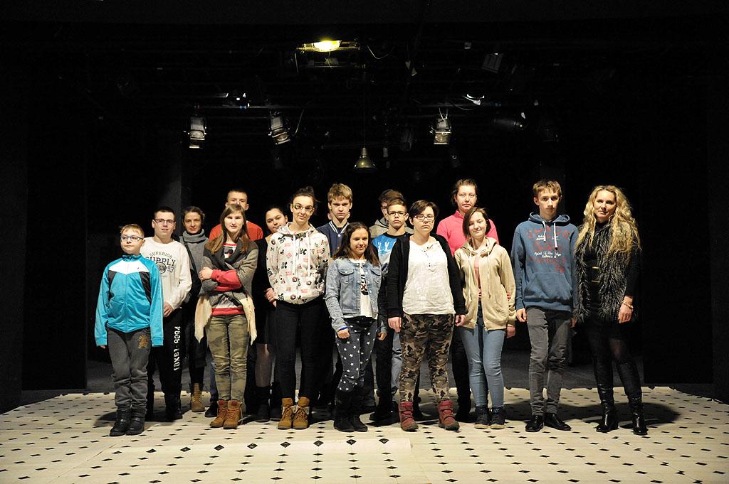 Wizyta w Teatrze im. Adama Mickiewicza