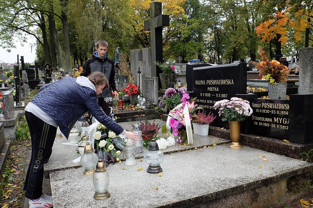 50 rocznica śmierci poetki Haliny Poświatowskiej