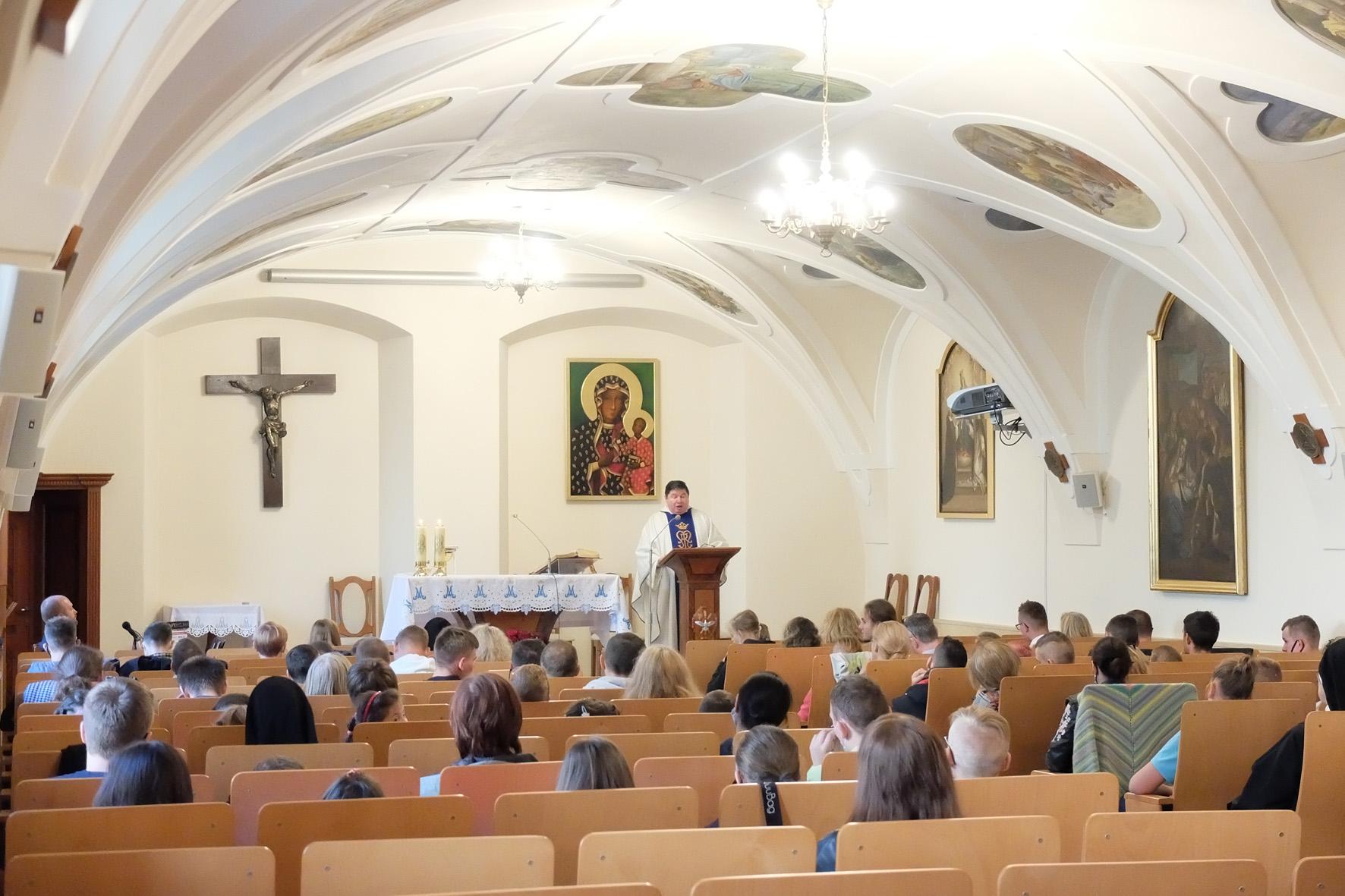 Inauguracja roku szkolnego 2021/22 na Jasnej Górze