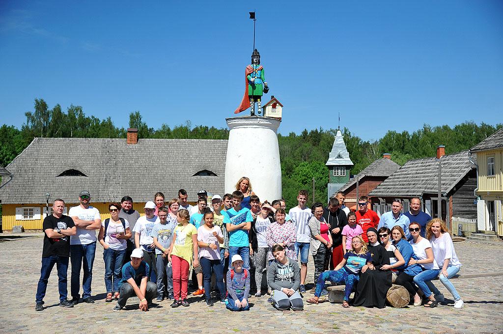 III dzień wycieczki szkolnej na Litwę