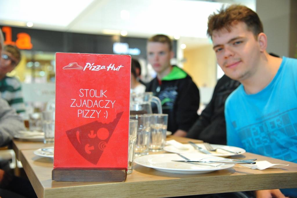 Zajęcia w Pizza Hut