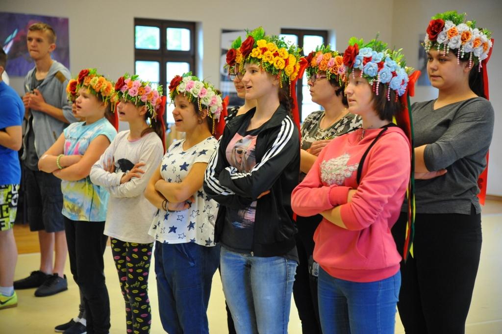 Warsztaty w Koszęcinie w ramach projektu regionalnego