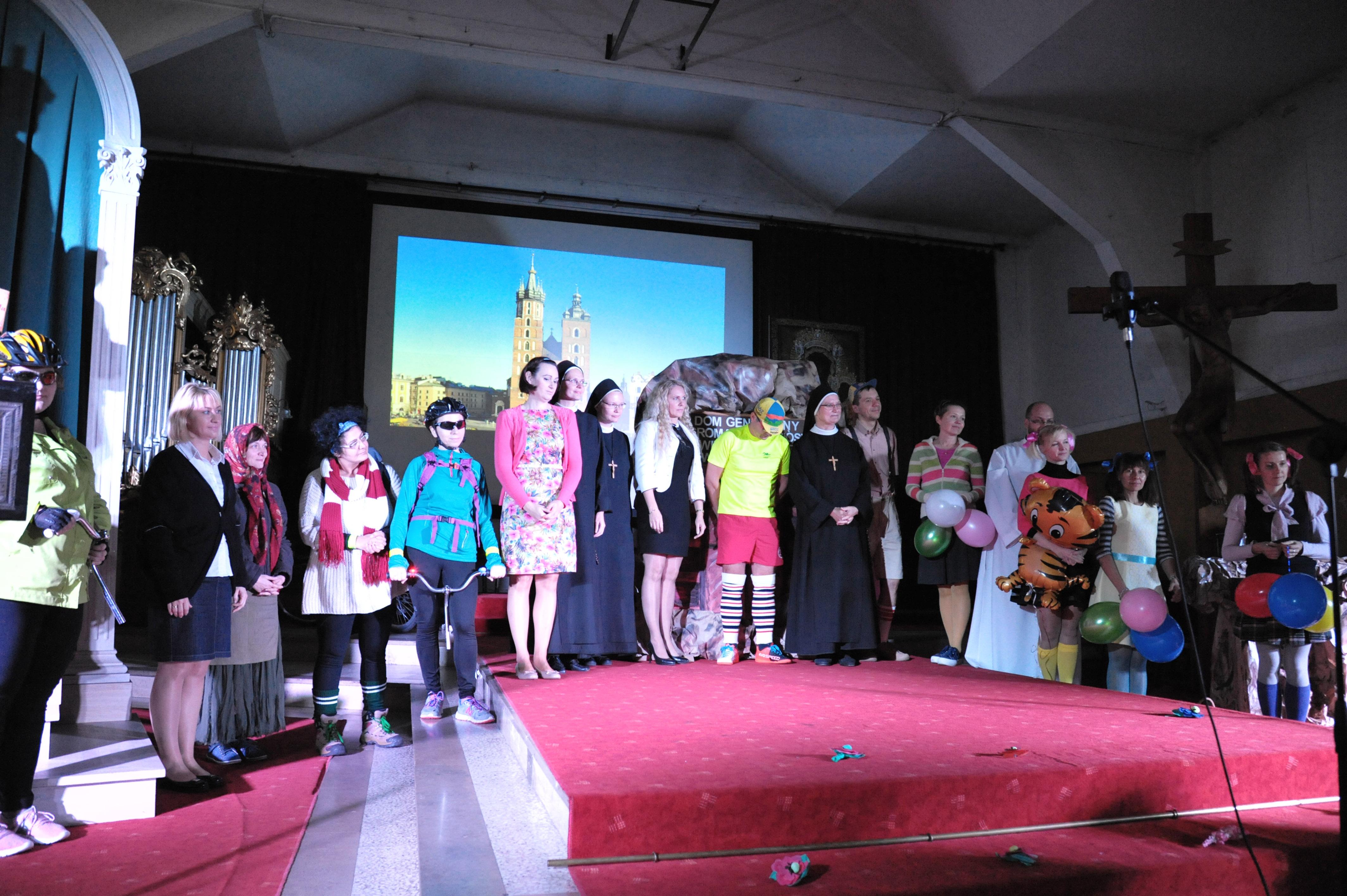 Uroczystości Zgromadzenia Sióstr Świętego Józefa