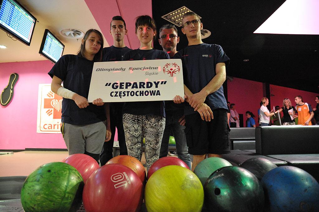 Regionalny Turniej Bowlingowy
