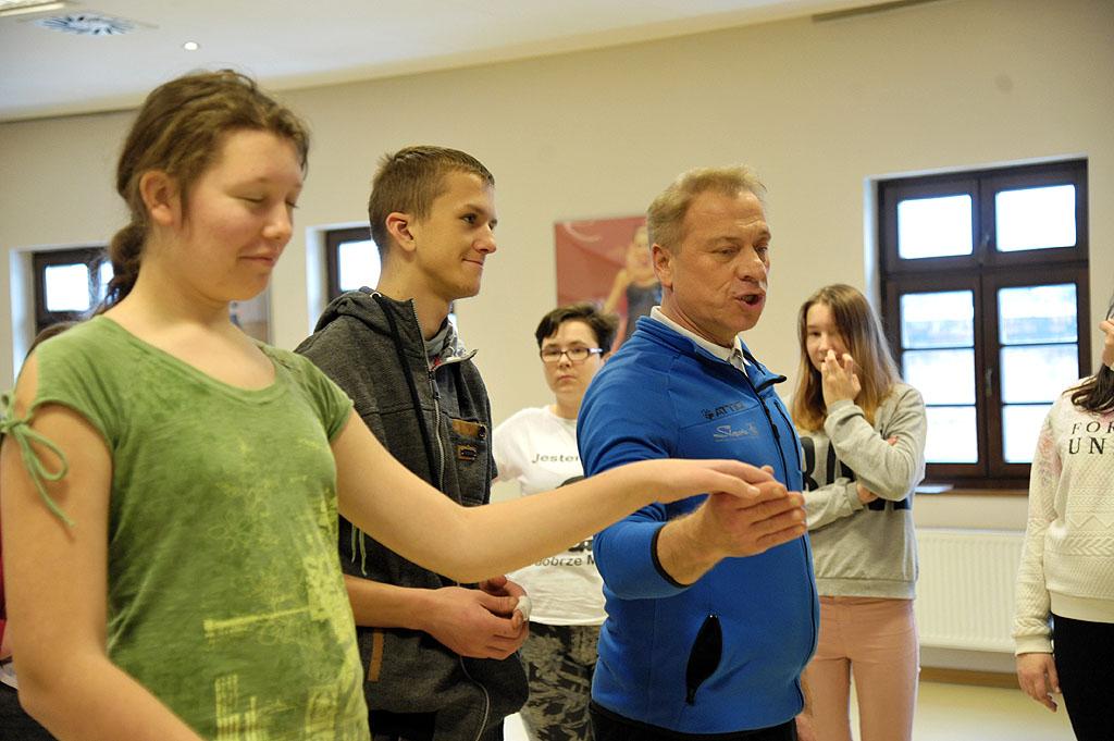 Projekt edukacyjny w Koszęcinie
