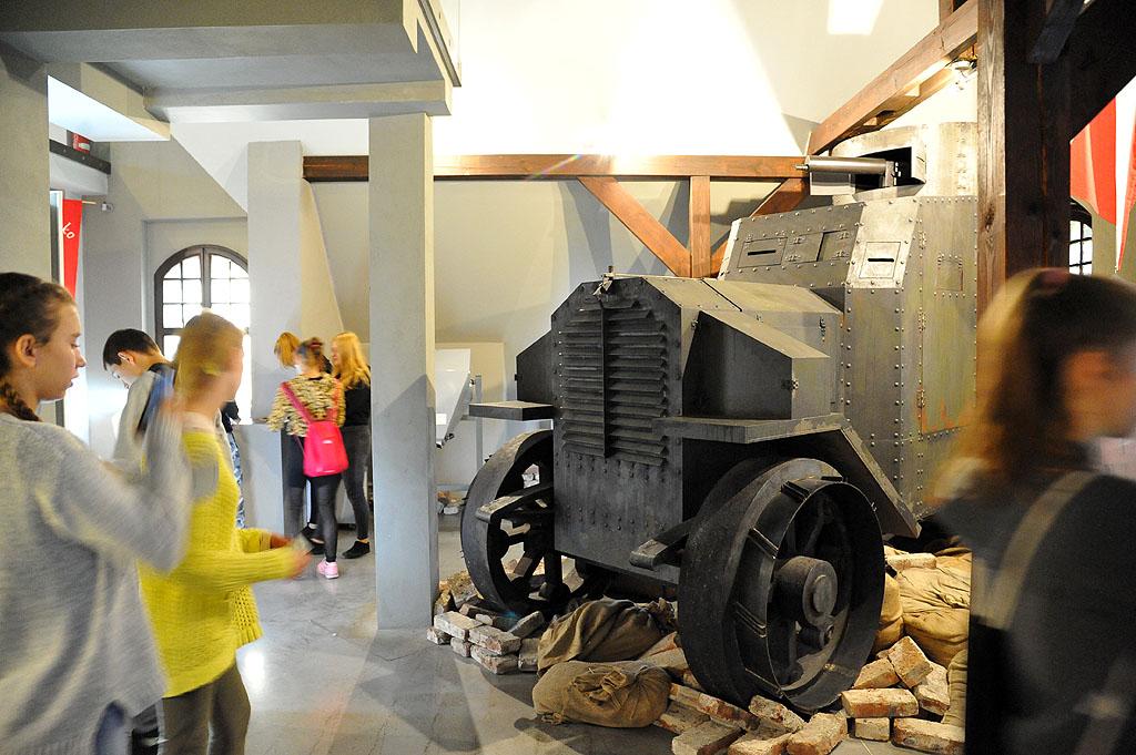 Wycieczka do Muzeum Powstań Śląskich