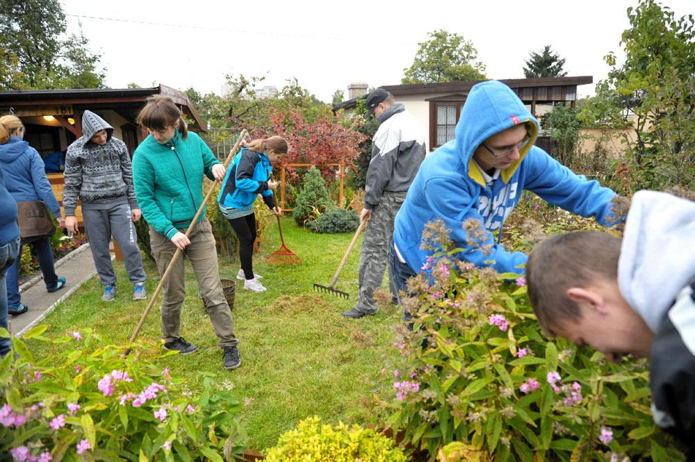Innowacja z ogrodoterapii