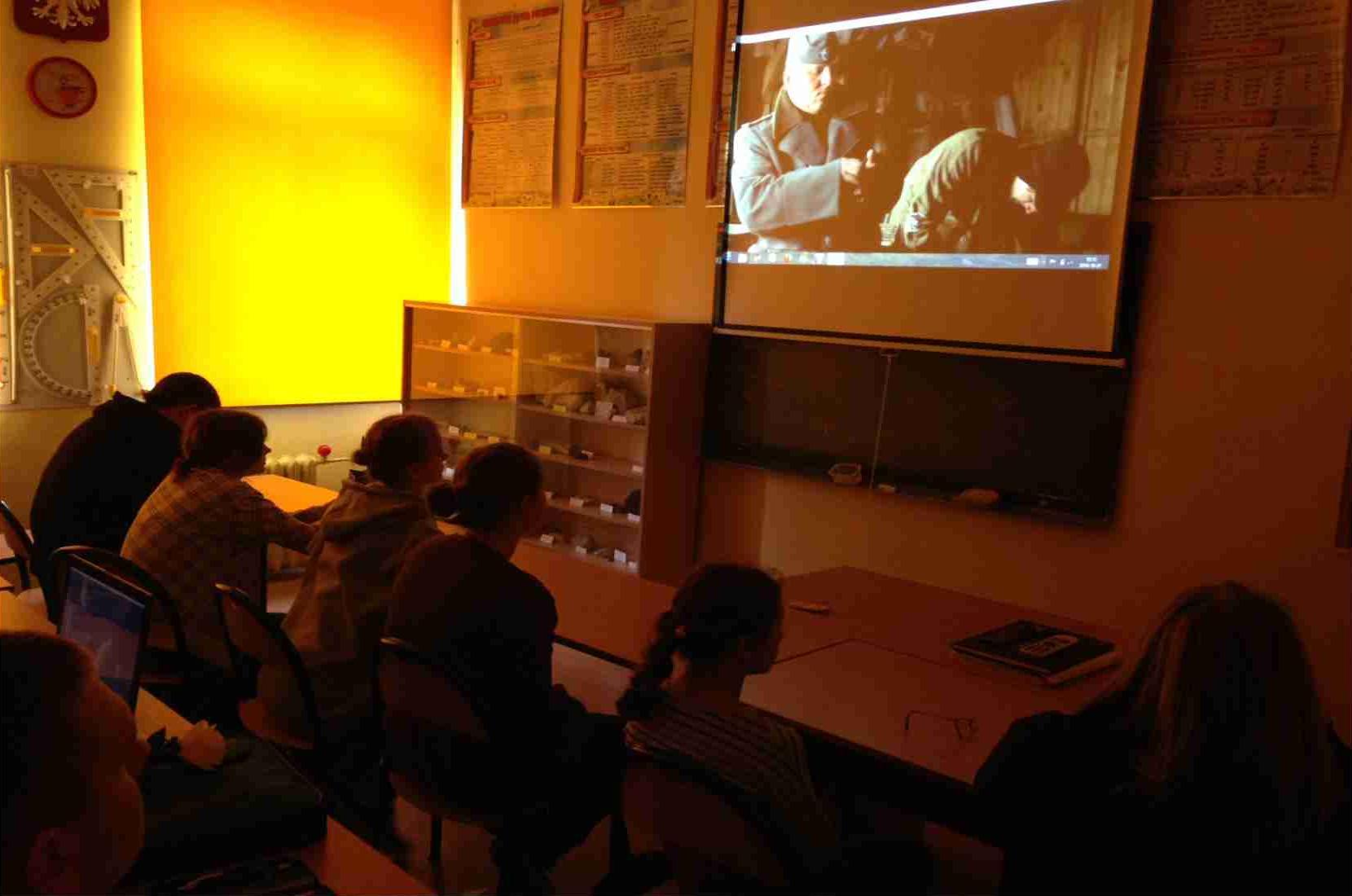Z kamerą wśród… lektur szkolnych