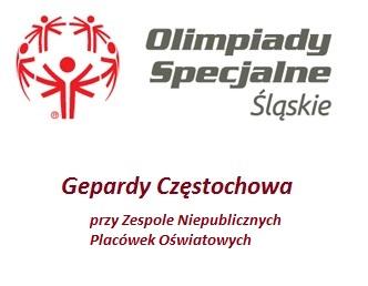 """Klub Olimpiad Specjalnych """"Gepardy Częstochowa"""""""