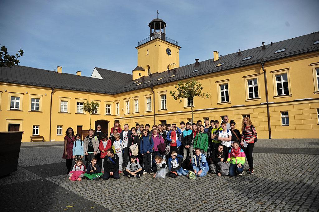 Projekt z zakresu edukacji regionalnej w Koszęcinie