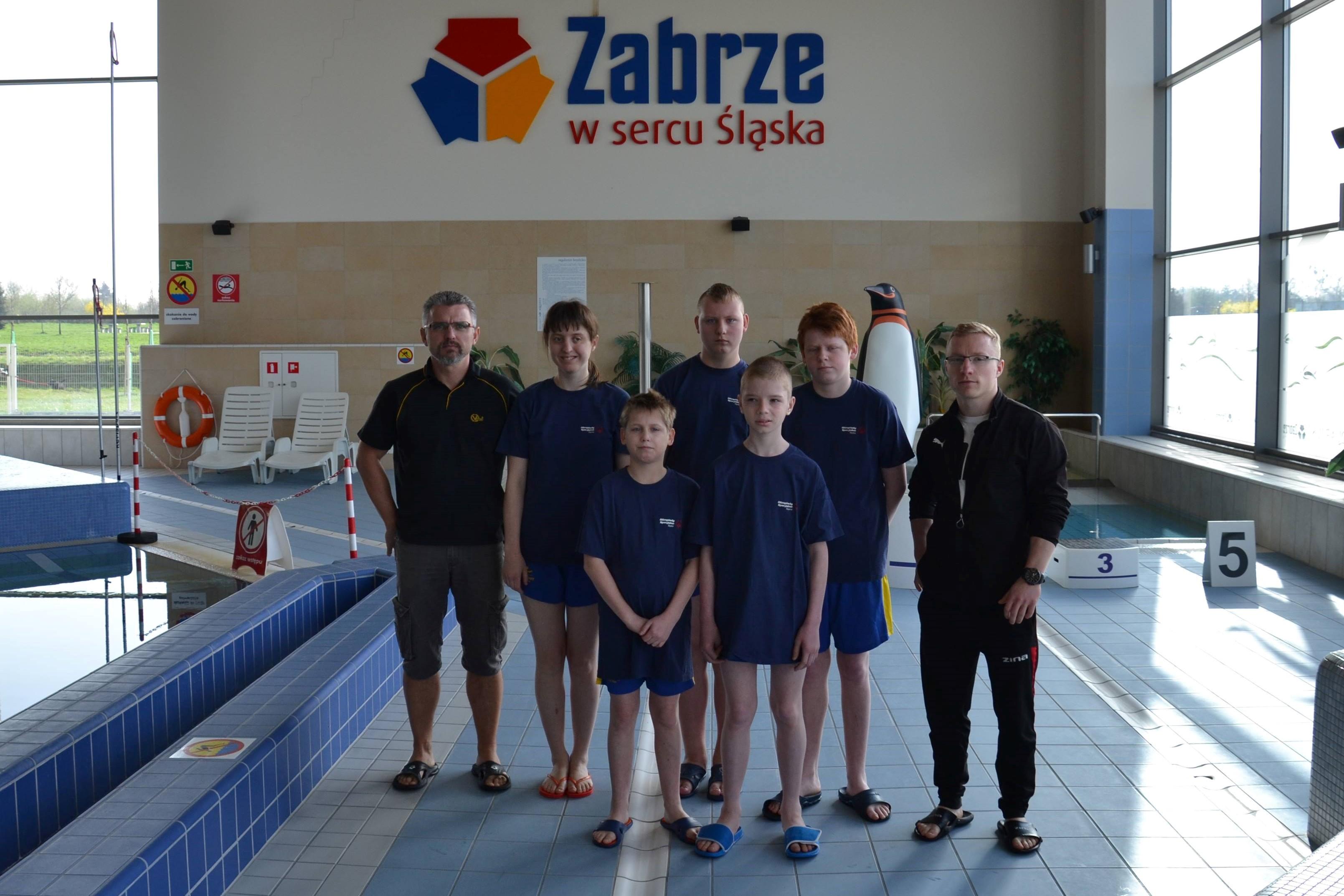 X Wiosenny Śląski Miting Pływacki Olimpiad Specjalnych